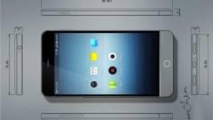 128 GB-os háttértárú telefon a Meizutól kép