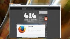 A türelmetlenek már tölthetik a Firefox 24-et kép