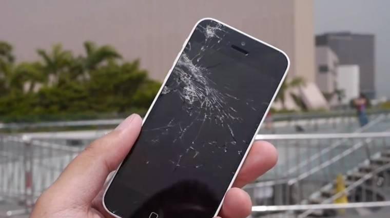 Így verd tönkre az új iPhone-okat kép