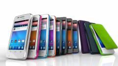Olcsó okostelefonok az Alcateltől kép
