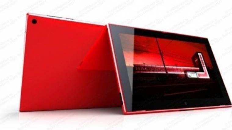Lencsevégen a Nokia első táblagépe kép