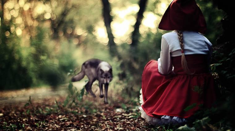 Piroska és a netfarkasok - miért kell szülői felügyelet? kép
