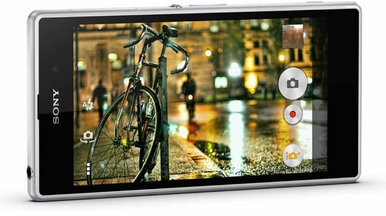 Sony: íme a világ legjobb kameramobilja kép