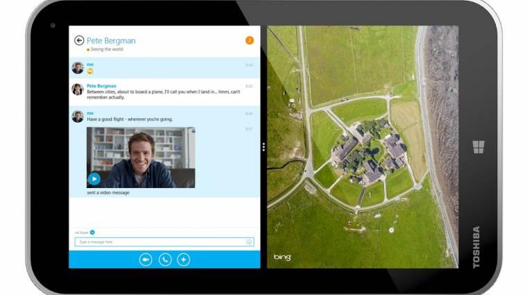 Itt a legolcsóbb Windows 8.1-es tablet kép