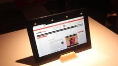 Lenovo táblagéppel újított a Vodafone kép