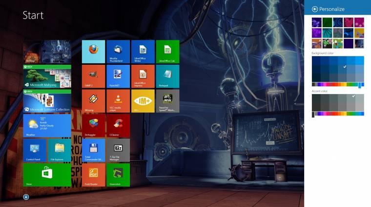 Még mindig rossz a Windows 8.1 kép