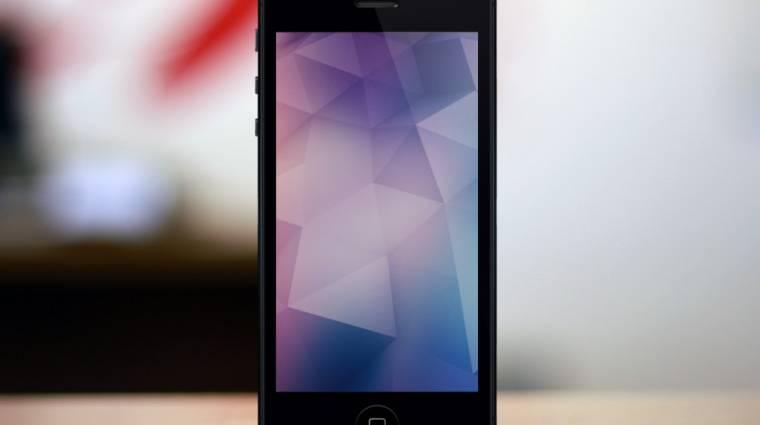 Szédülést okoz az iOS 7 kép