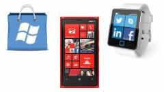Moduláris okosóráról álmodik a Nokia kép