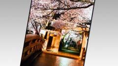 Csúcsfelbontású kijelző okostelefonokba kép