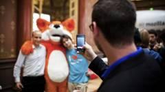 Firefox OS teszt - nem harap a róka kép