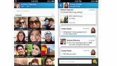 Óriási siker a Blackberry Messenger kép