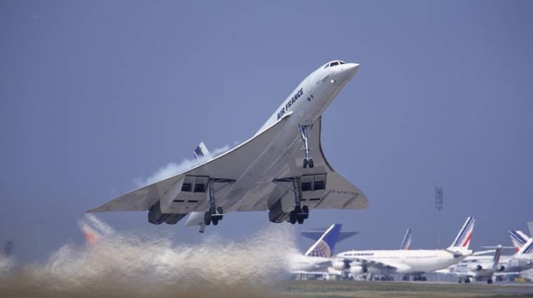 10 éve ért véget a szuperszonikus repülés polgárisága kép