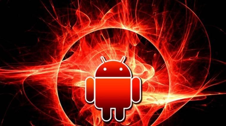 Tovább gyorsulhat az Android kép