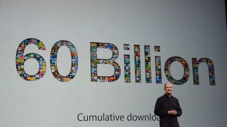 13 milliárd dollárt osztott szét az Apple kép