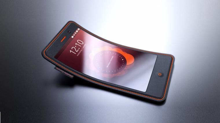 Az LG hajlított kijelzőkkel forradalmasítaná az okostelefon-designt kép