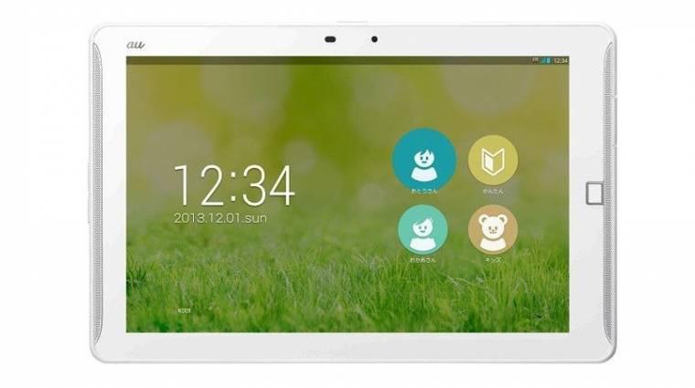 Az iPad ellen megy csatába a Fujitsu tablete kép