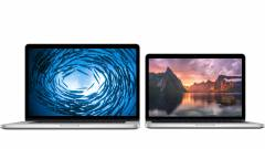 Lefagy a retinás MacBook Air billentyűzete kép
