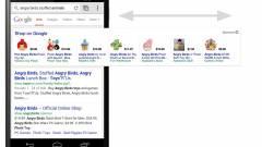 Érintésre optimalizált hirdetésekkel újít a Google kép