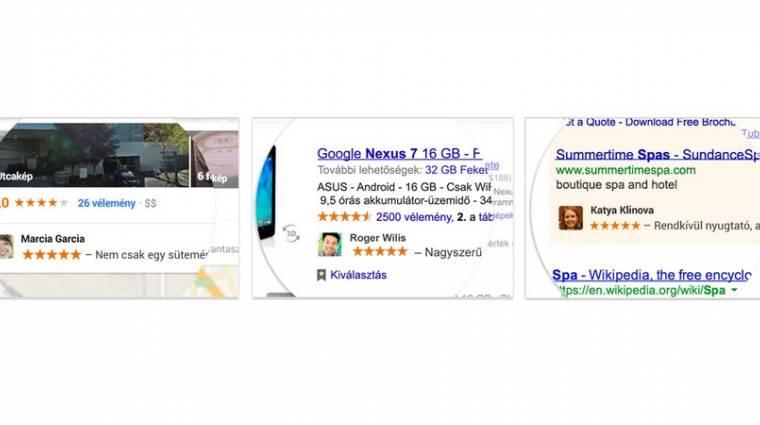 Velünk árulna ismerőseinknek a Google kép
