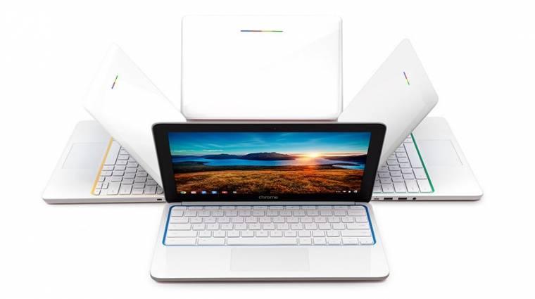 279 dolláros Chromebook a HP-től kép