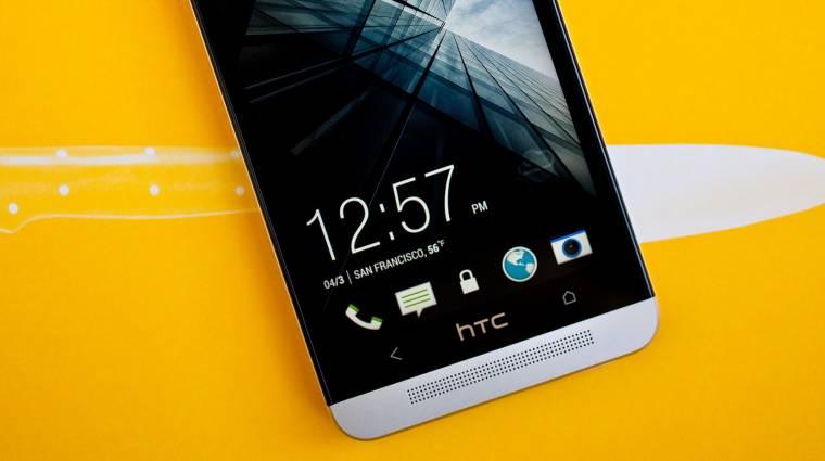 Történetének első veszteséges negyedét zárta a HTC kép
