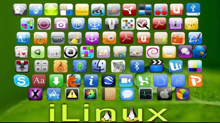 Megérkezett a legnagyobb ikonkollekció Linuxra kép