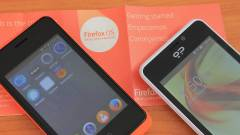 Egy hét a Firefox OS-sel kép