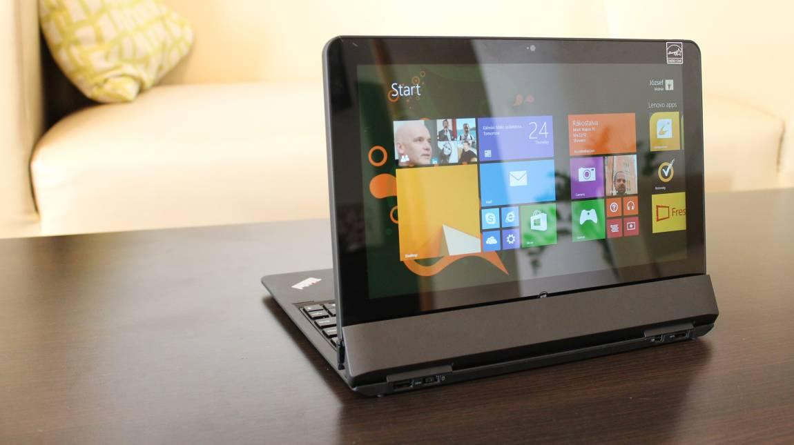Lenovo ThinkPad Helix - egy notesz, egy tábla és egy fél