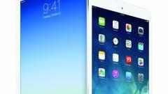 Az eddigi legjobb tablet lehet az iPad Air kép