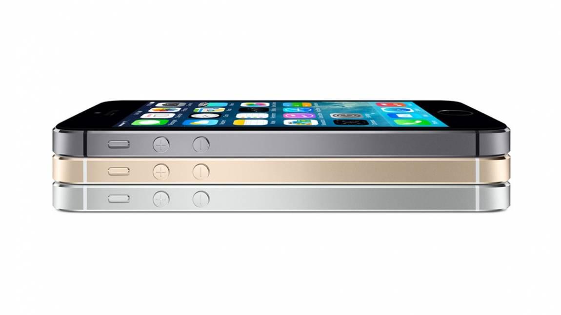 iPhone 5S teszt: egy csúcs a többi között kép