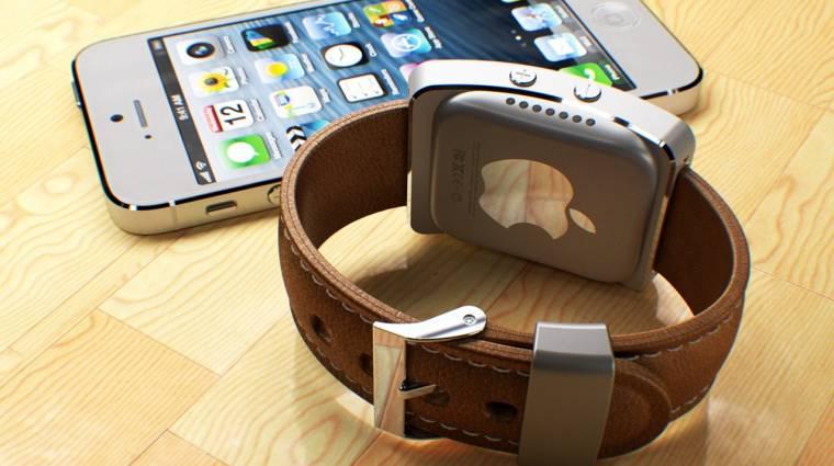 Mindenből nagyot akar az Apple kép