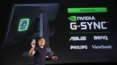 Processzort tenne a monitorokba az NVIDIA kép