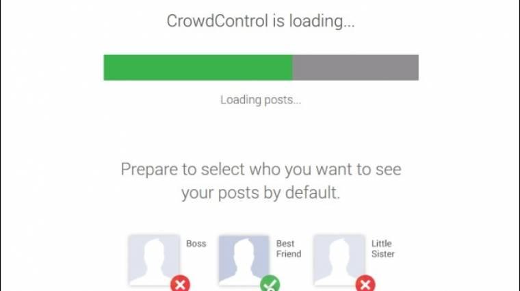 Hogyan korlátozzuk, ki láthatja a facebookos bejegyzéseinket? kép