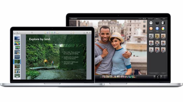 Csökkent mindkét MacBook Pro ára kép