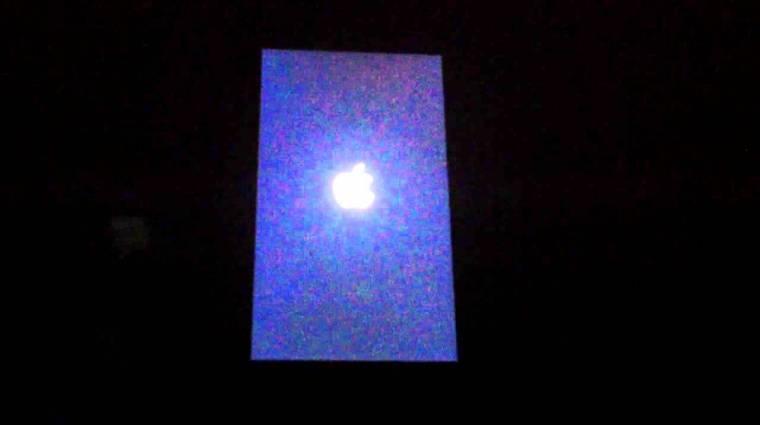 Kékhaláltól szenved az iPhone 5S kép
