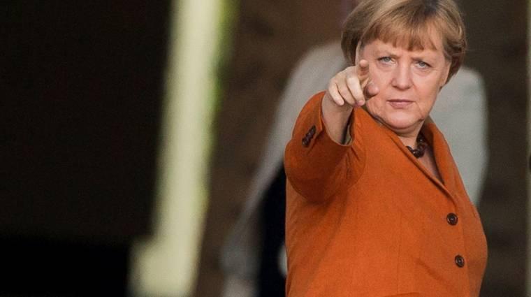 Az USA 2002 óta lehallgatja Merkelt  kép