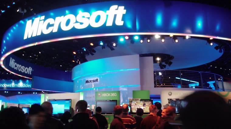 Visszatér a CES-re a Microsoft kép