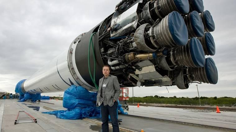 Jöhetnek az újrahasznosítható űrrakéták? kép