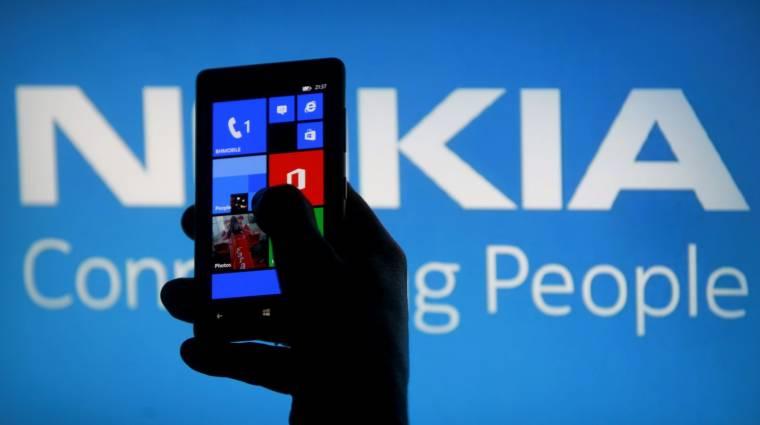 Rekordot döntöttek a Lumia-eladások kép