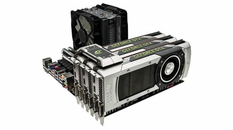 Árcsökkentésre készülhet az NVIDIA kép