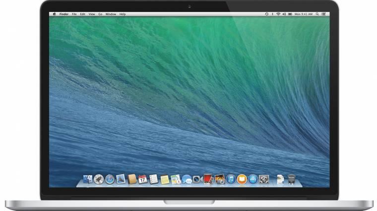 Egyre többen frissítenek az ingyenes OS X Mavericksre kép