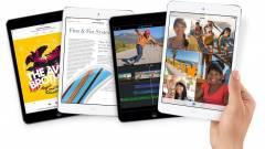 Sima iPad mini is van már asztroszürkében kép