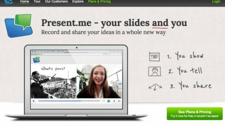 Hogyan készítsünk prezentációt videostreamekkel? kép