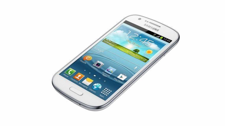 Olcsó négymagos mobilok a Samsungtól? kép