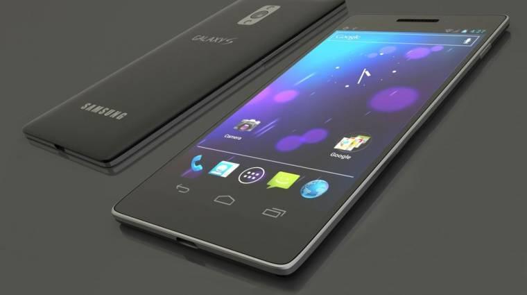 Már januárban jöhet a Galaxy S5 kép
