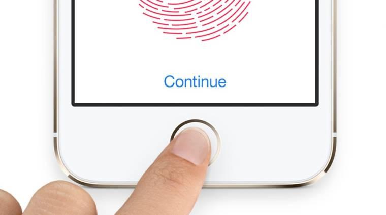 Új irányt szabhat az Apple ujjlenyomat-olvasója kép