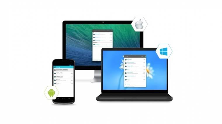 Megjött Androidra és Mac OS X-re a Tresorit kép