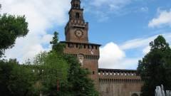 Da Vinci-freskót találtak a Sforza-kastélyban kép