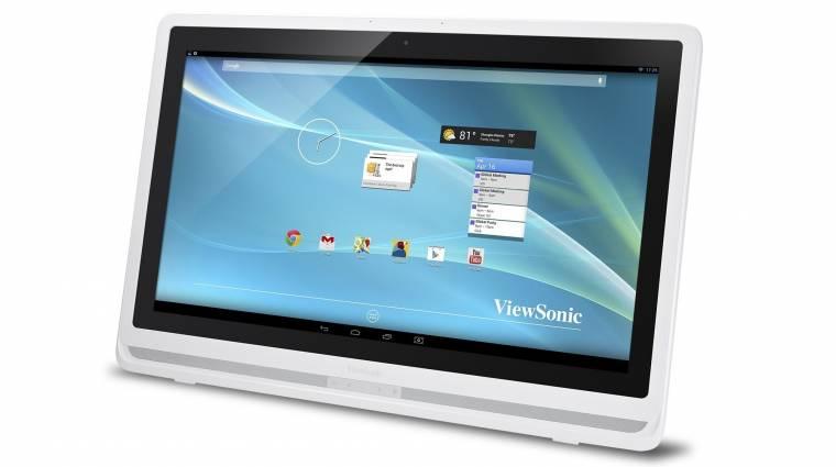 Újabb androidos asztali gép a Viewsonic műhelyéből kép
