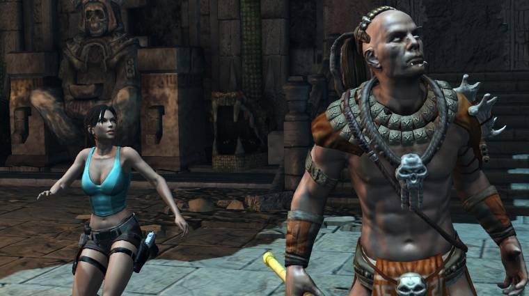 Lara Croft jár minden PC World olvasónak kép